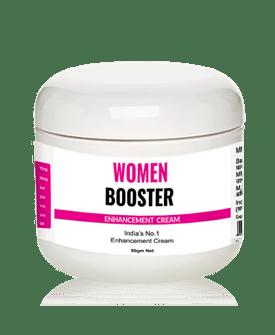 women booster