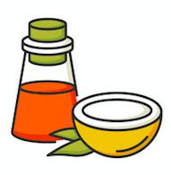 sanda oil uses