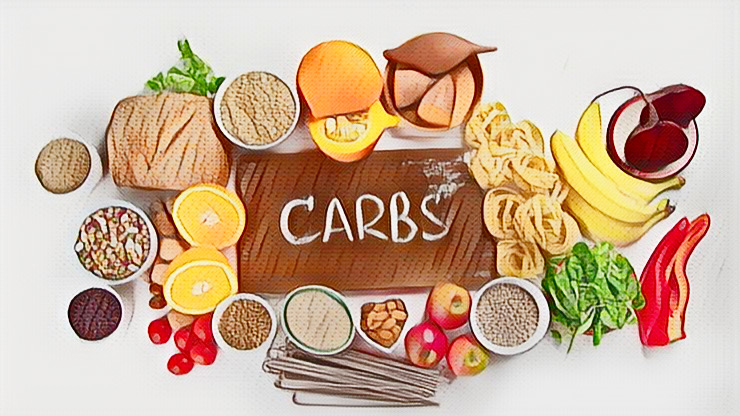 carbohydrates to increase height