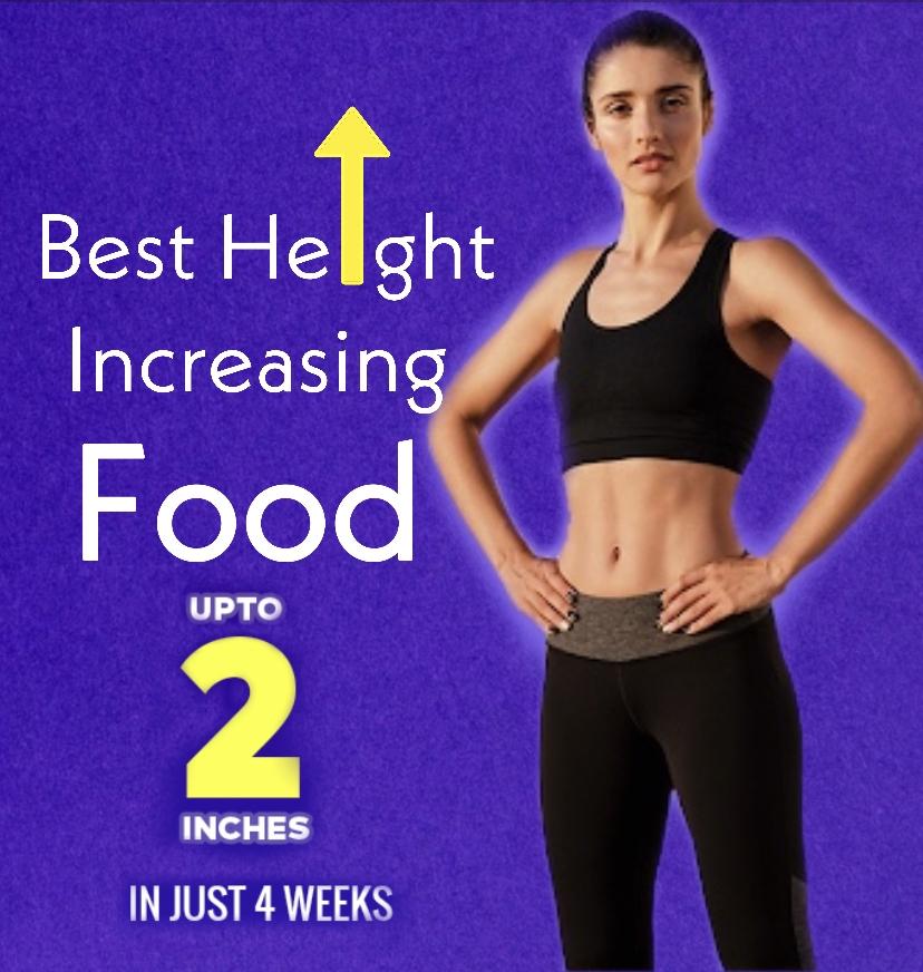 height increase food in hindi