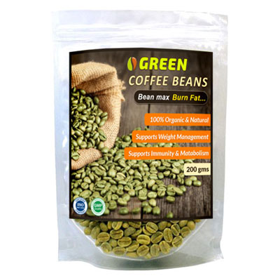 green coffee beans in hindi