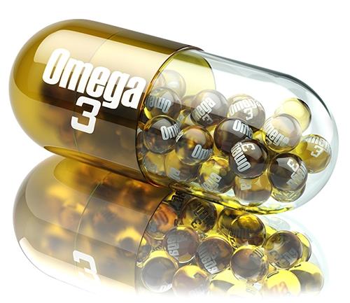 omega 3 in hindi