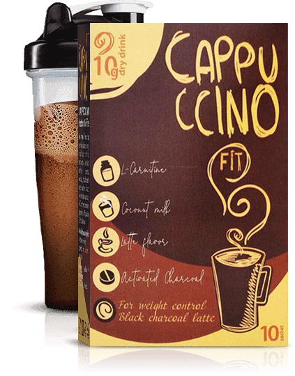 cappuccino fit order